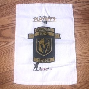 Las Vegas Golden Knights Towel Inaugural Season